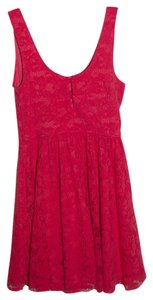 Kirra short dress Coral on Tradesy