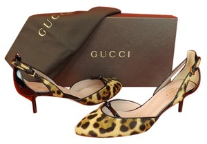 Gucci multi color Pumps