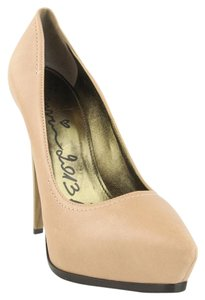 Lanvin Tan Pumps