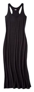 Black Maxi Dress by Mossimo Supply Co.