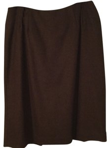 MILLY Skirt Brown