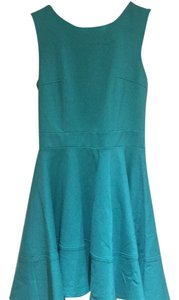 Modcloth short dress Teal on Tradesy