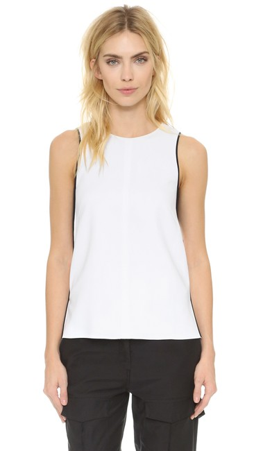 Preload https://img-static.tradesy.com/item/721077/rag-and-bone-white-black-tank-topcami-size-4-s-0-1-650-650.jpg