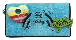 Juicy Couture Juicy Couture Beach Terry Cloth Wallet