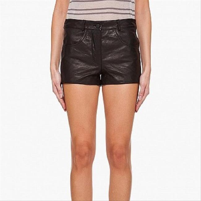 Alexander Wang J & Bone Helmut Rick Owens Veda Muubaa All Saints Haider Ackermann Phillip Lim Isabel Marant Iro Acne Zadig Voltaire Cut Off Shorts Black