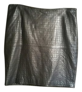 Liz Claiborne Mini Skirt Black