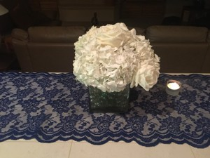 Wedding Linens Direct Navy Blue Table Runners Reception Decoration