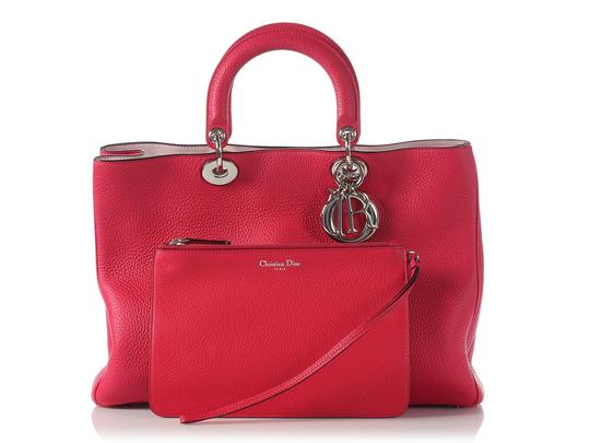 Dior Diorissimo Cd.j0814.19 Charm Satchel in Pink Image 1