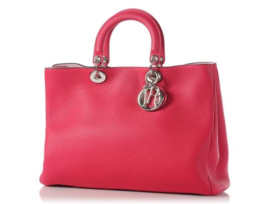 Dior Diorissimo Cd.j0814.19 Charm Satchel in Pink Image 2