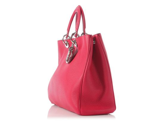 Dior Diorissimo Cd.j0814.19 Charm Satchel in Pink Image 3
