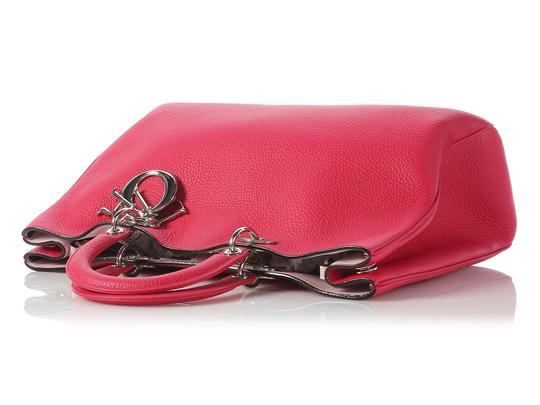 Dior Diorissimo Cd.j0814.19 Charm Satchel in Pink Image 7