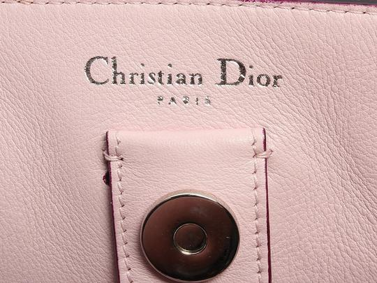 Dior Diorissimo Cd.j0814.19 Charm Satchel in Pink Image 9
