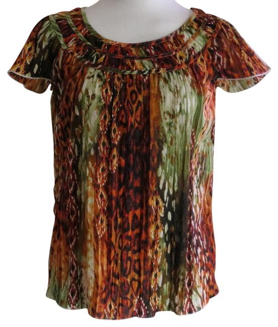 Preload https://img-static.tradesy.com/item/721243/lemon-grass-studio-multicolor-new-with-tags-small-blouse-size-6-s-0-0-650-650.jpg
