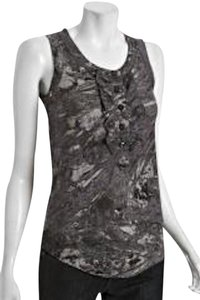 Marc by Marc Jacobs Top Washed Ink Grey