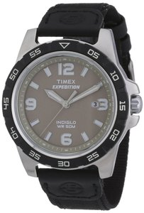 Timex Timex Men's Silver Analog Watch T49885
