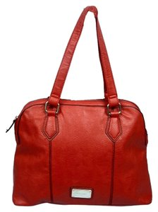 Nine West Satchel in Red