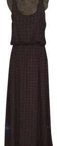 Black and white Maxi Dress by Patterson J. Kincaid