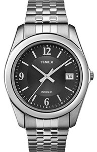 Timex Timex Men Silver Analog Watch T2N317