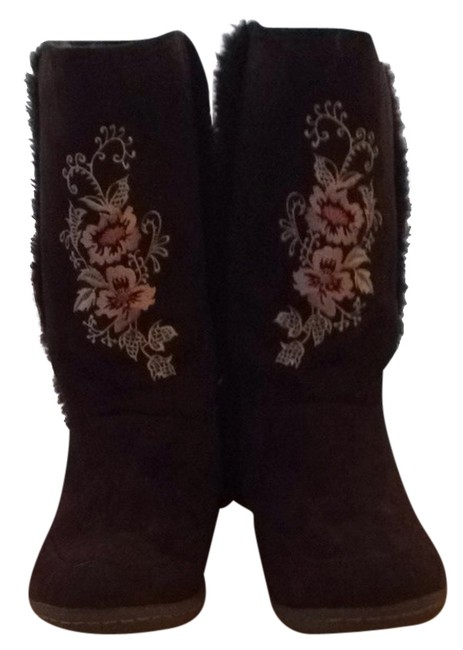 Item - Brown Casual Boots/Booties Size US 9 Regular (M, B)