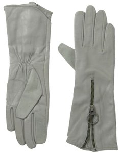 Surface to Air Surface To Air ~ Leather Gloves ~ Size L in Gray ~ NWT