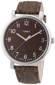 Timex Timex Men's Silver Analog Watch T2P221