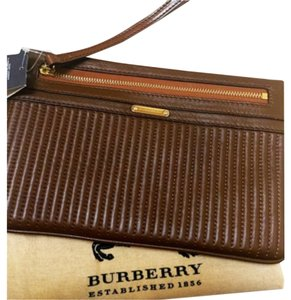 Burberry Prorsum Toffee Clutch