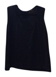 Escada Cashmere Top Black