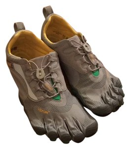 Vibram Grey with a hint of green Athletic