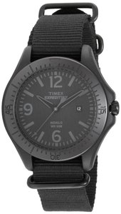 Timex Timex Men Black Analog Watch T49933