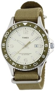 Timex Timex Men Silver Analog Watch T2P035