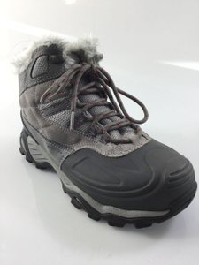 Columbia Silcox II Waterproof Omni Heat Boots Gray Boots