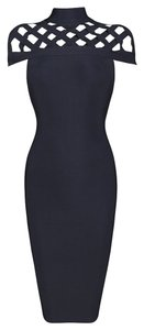Posh Girl Modern Bandage Bodycon Dress