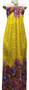 SUNNY YELLOW Maxi Dress by Victoria