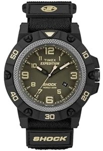 Timex Timex Men Black Analog Watch TWB00900