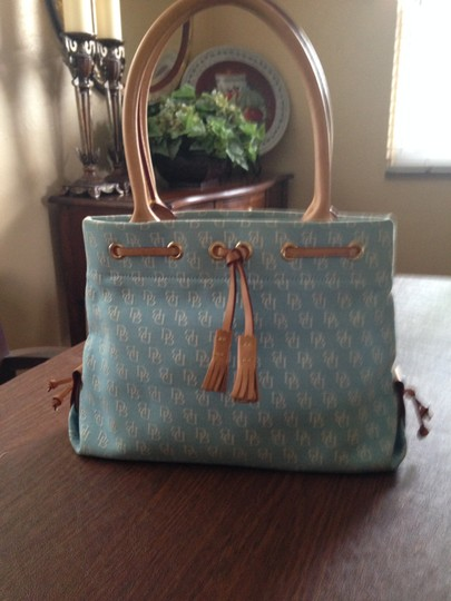 Dooney & Bourke Tote in Light Blue