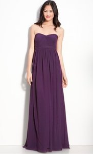 Jenny Yoo Plum Convertible Gown Dress