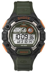 Timex Timex Men Green Digital Watch T49972