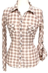 C&C California Longsleeve Gingham Button Down Shirt
