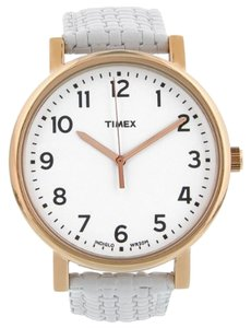 Timex Timex Men's Rose Gold Analog Watch T2N475