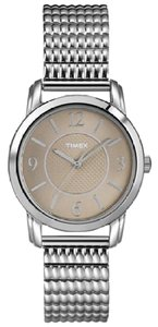 Timex Timex Women Silver Analog Watch T2N845