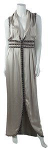 Gray Maxi Dress by Chanel