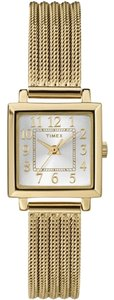 Timex Timex Women Gold Analog Watch T2P440