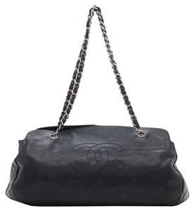 Chanel Timeless Cc Tote Purse Shoulder Bag