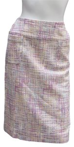 Chanel Skirt Multicolor
