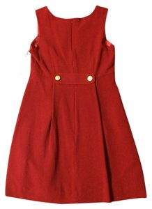 Molly B short dress Red on Tradesy