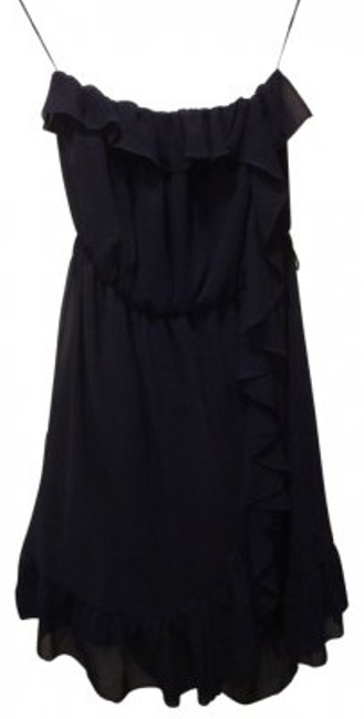 Preload https://item3.tradesy.com/images/h-and-m-navy-strapless-ruffle-mini-cocktail-dress-size-8-m-7222-0-0.jpg?width=400&height=650