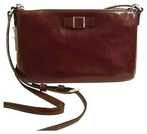 Coach Leather Darcy Cross Body Bag