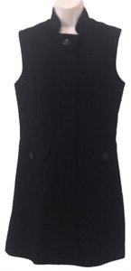 Jill Stuart Wool Sleeveless Cocktail Dress