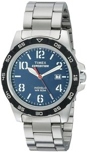 Timex Timex Men Silver Analog Watch T49925