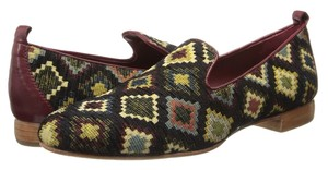 Johnston & Murphy mixed color Flats